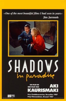 Affiche du film Shadows in Paradise