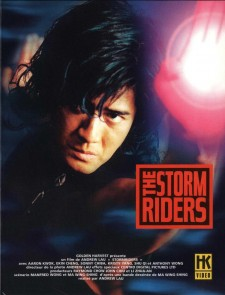 Affiche du film The Storm Riders