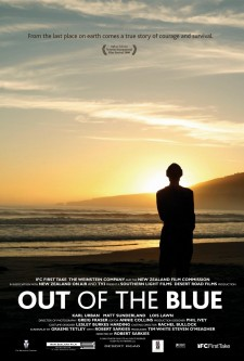 Affiche du film Out of the Blue