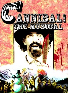 Affiche du film Cannibal! The Musical