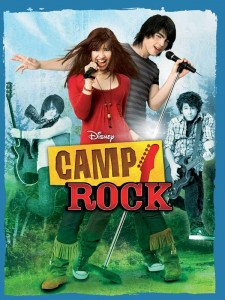 Affiche du film Camp Rock