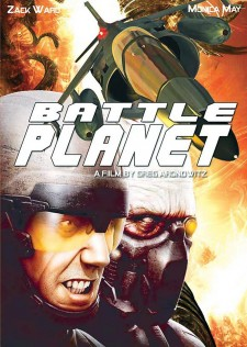 Affiche du film Battle Planet