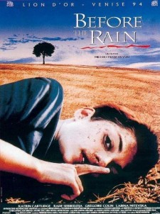 Affiche du film Before the Rain
