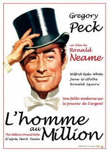 Affiche du film L'Homme au million