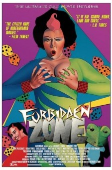 Affiche du film Forbidden Zone