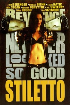 Affiche du film Stiletto