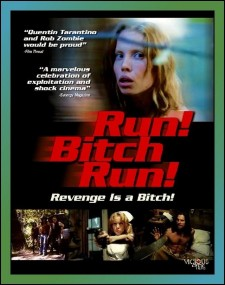 Affiche du film Run Bitch Run