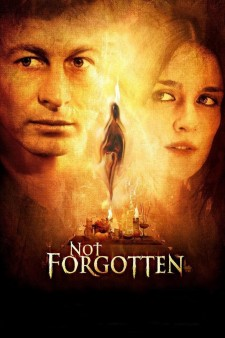 Affiche du film Not Forgotten