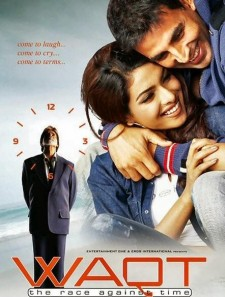 Affiche du film Waqt: The Race Against Time