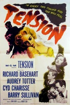 Affiche du film Tension