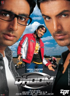 Affiche du film Dhoom