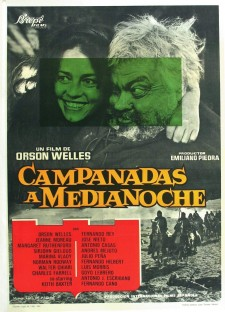 Affiche du film Falstaff - Chimes at Midnight