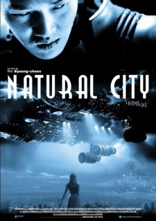 Affiche du film Natural City