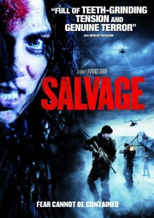Affiche du film Salvage