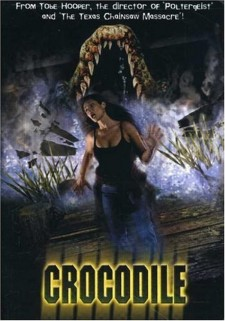 Affiche du film Crocodile