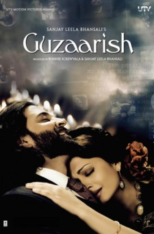 Affiche du film Guzaarish