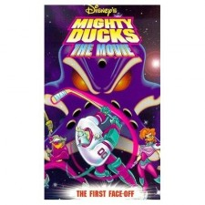 Affiche du film Mighty Ducks, le film