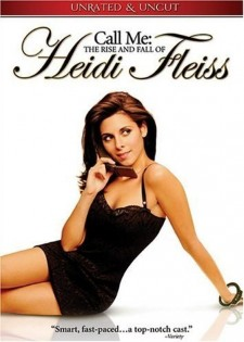 Affiche du film Call Me: The Rise and Fall of Heidi Fleiss
