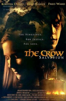 Affiche du film The Crow 3: Salvation