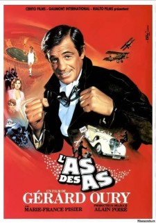 Affiche du film L'As des As