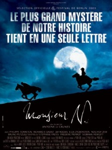 Affiche du film Monsieur N.