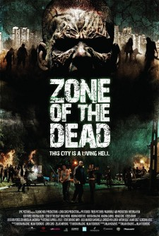 Affiche du film Zone of the Dead