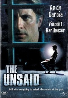 Affiche du film The Unsaid