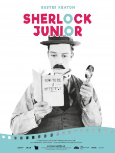 Affiche du film Sherlock Junior