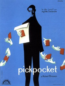 Affiche du film Pickpocket