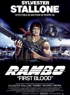 Affiche du film Rambo : First Blood