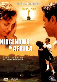 Affiche du film Nowhere in Africa