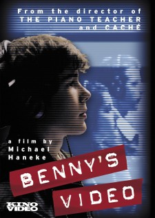Affiche du film Benny's video