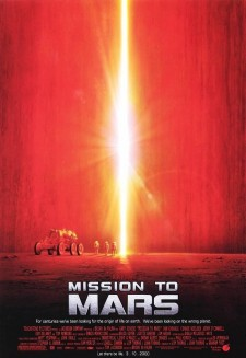 Affiche du film Mission to Mars