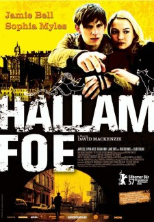 My Name is Hallam Foe