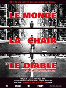 Affiche du film Le Monde, la Chair et le Diable