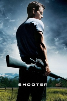 Affiche du film Shooter - Tireur d'élite