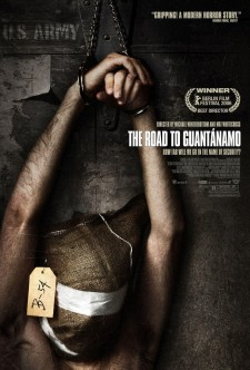 Affiche du film The Road to Guantánamo