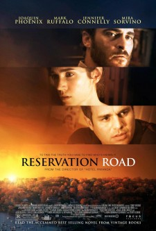 Affiche du film Reservation Road