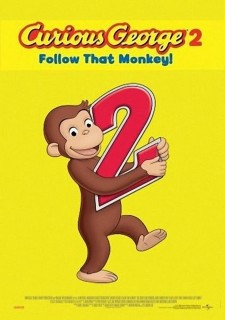 Curious George 2 - Follow That Monkey