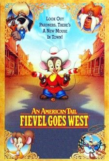 Fievel au Far West