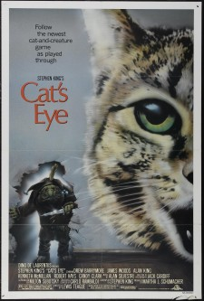 Affiche du film Cat's Eye