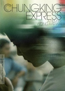 affiche du film Chungking Express