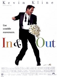 Affiche du film In and Out