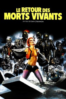 Affiche du film Le Retour des morts-vivants