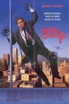 Affiche du film Mais qui est Harry Crumb ?