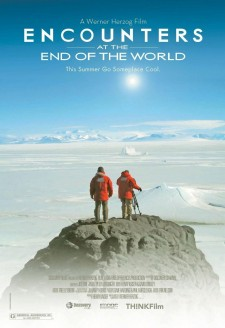 Affiche du film Encounters at the End of the World