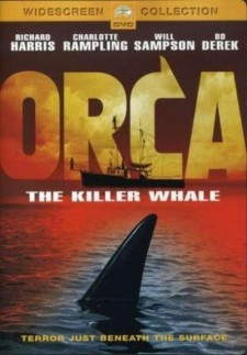 Affiche du film Orca: The Killer Whale