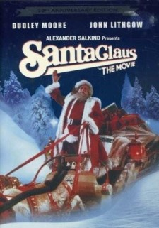 Affiche du film Santa Claus: The Movie