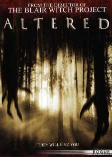 Affiche du film Altered