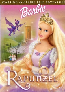 Barbie, princesse Raiponce